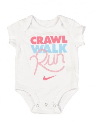 NKG CRAWL WALK RUN BODYSUIT