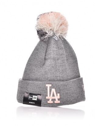 MULTI BOBBLE CUFF KNIT LA DODGERS