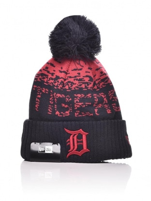 MLB SPORT KNIT DETROIT TIGERS