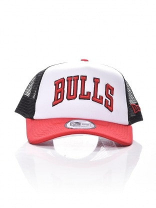NBA TEAM TRUCKER CHICAGO BULLS