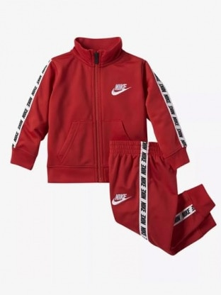 NIKE BLOCK TAPING TRICOT SET