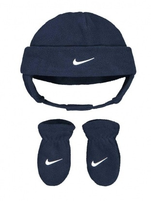 SWOOSH FLEECE CAP