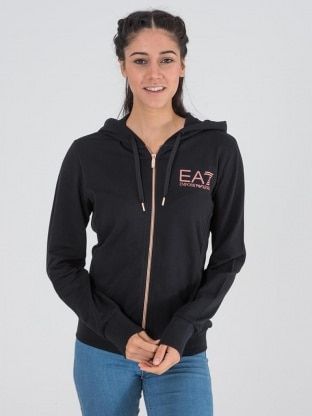 TRAIN CORE LADY W HOODIE