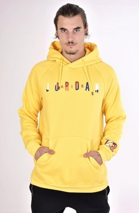 M J SPRT DNA HBR FLEECE PO