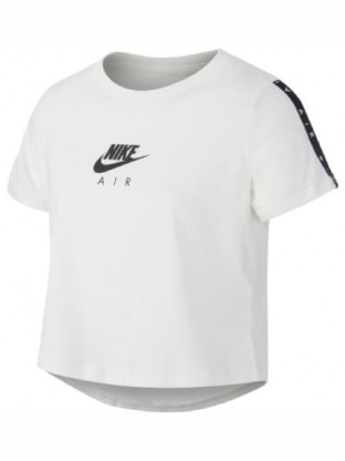 G NSW TEE CROP NIKE AIR