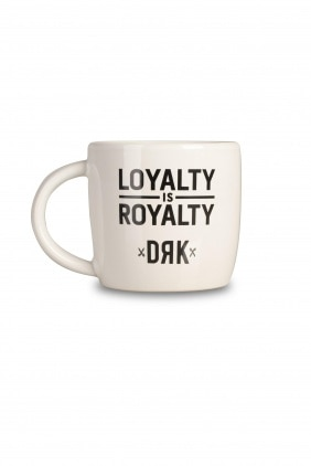 DRK x LOYALTY IS ROYALTY MUG