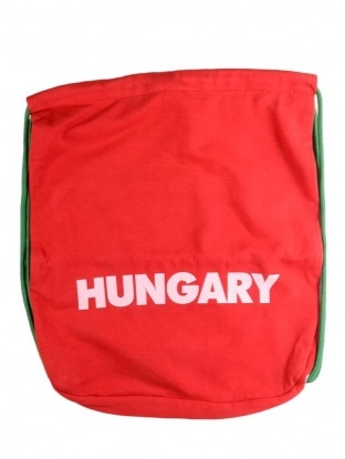 HUNGARY GYM SACK BAG