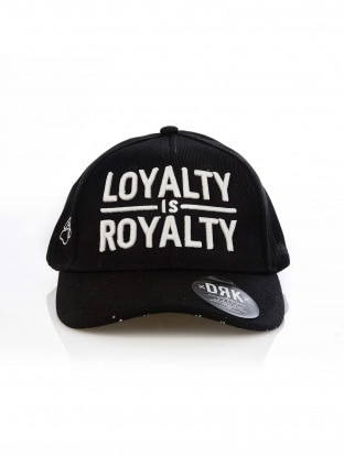 Loyalty is Royalty 2018 baseball sapka