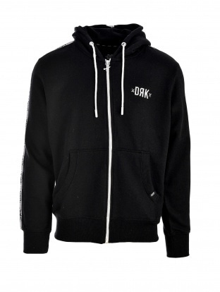 BASIC ZIPPED HOODIE MEN