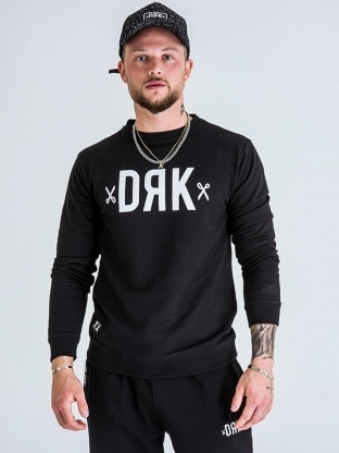 BASIC DRK CREW NECK MEN