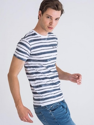 LONG LINE T-SHIRT MEN