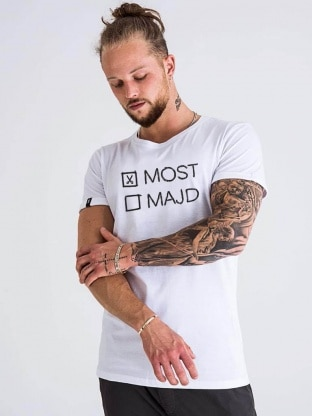 MAJDMOST T-shirt man