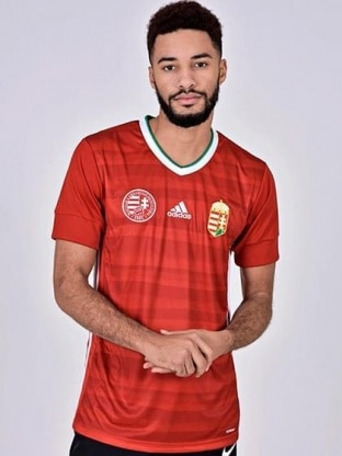 HUNGARY HOME JERSEY
