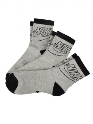 Nike Sportswear Striped Low Crew Socks